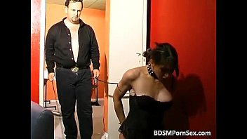 young brunette hottie gets dominated