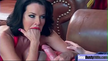 (veronica avluv) superb busty housewife get hard bang.