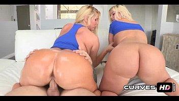 two big blonde asses karen fisher &amp_ julie.