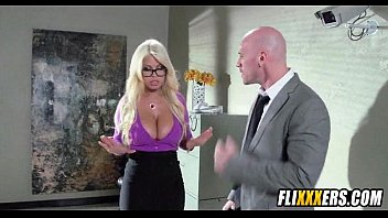 giant blonde milf tits and office sex 2 2