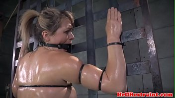 bound roughsex sub tied up while.