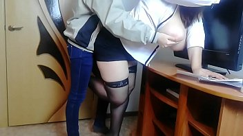 the student wants to fuck the teacher at.