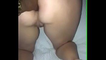 thumb in milf ass