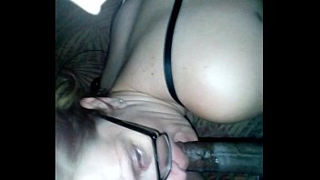 white nerd girl loves my bbc
