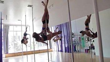 bespun pole dance does r. city ft. chloe.
