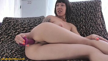 webcam girl anal masturbation - live.