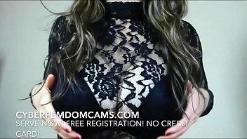 femdom bdsm sadictic kinky mistress seduces &amp_ humiliates.