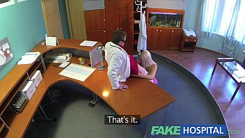 fakehospital perfect sexy blonde gets probed.