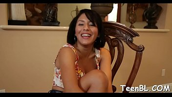 sweet darling is lured into giving explicit wang.