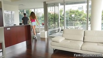 chubby hairy teen solo hide and.