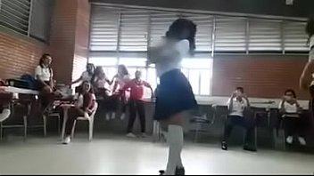 morritas de la secu bailando