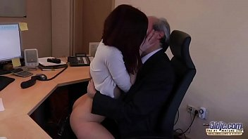 i am a young secretary seducing my boss.