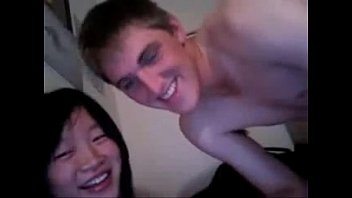 asian girl sucking and fucking - chat with.