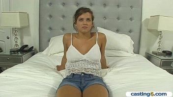 big tits amateur teen sucks and fucks at.