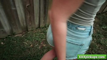 cute blonde teen riley star seduced in the.