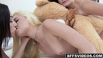 a teddy bear with strapon