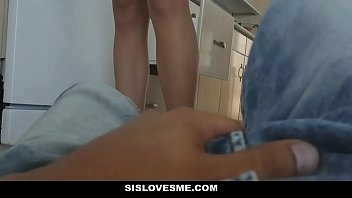 sislovesme - teen caught sucking her.