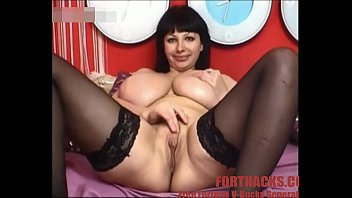 bbw lady huge tits on cam 2 -.