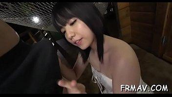flithy hawt japanese oral stimulation