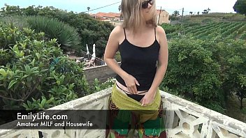fucking your wife on the rooftop pov pour.