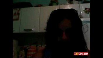 brazilian girl flash tits on webcam