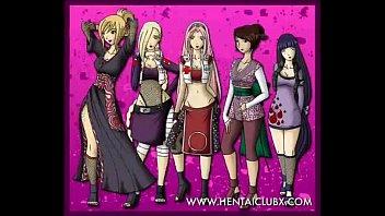 sexy naruto girls sexy naughty bitchy.