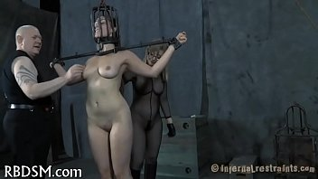 sexy toy torturing for hawt gal