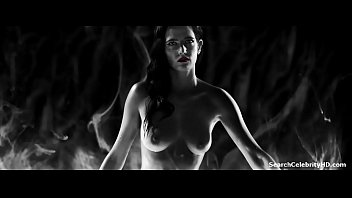 eva green in sin city a dame to.