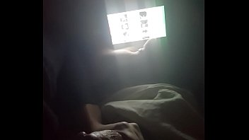 lazy bitch won'_t get off her phone. dick.
