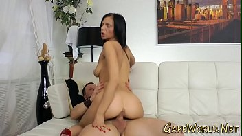 babes ass takes huge cock