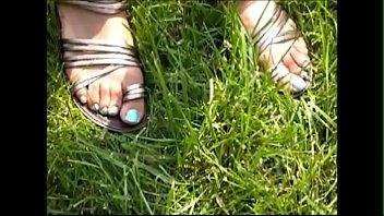 ms. stewart blue toes