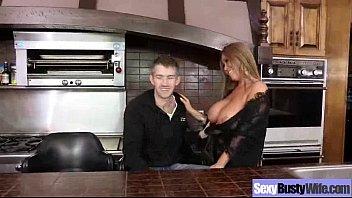 (kianna dior) sexy wife with big round tits.