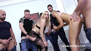 asshole madness with brittany bardot - prolapse the.