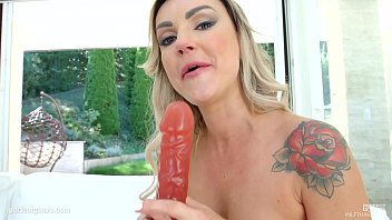 elen million mature hottie gets gonzo hardcore sex.