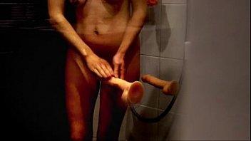 i recorded my wife masturbating under the shower.