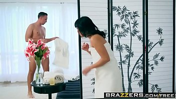 brazzers - dirty masseur -  curious cock.