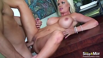 hot cheating wife fucks in the.