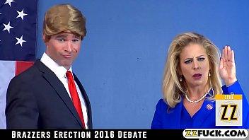 huge juggs blonde milf pussy rammed hard by.