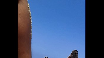 culo en la playa 4