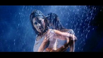 katrina kaif wet in rain