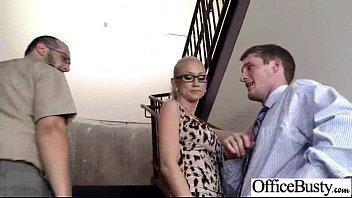 (madison scott) slut big tits office girl like.