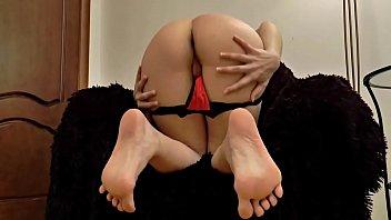 hired girl no panties
