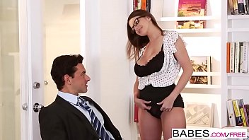 babes - office obsession - ryan driller and.