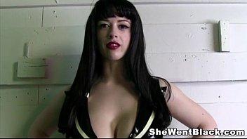 big tit larkin love ridicules her cuckold while.