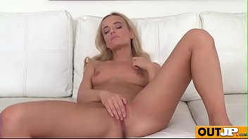 fitness blonde loves riding cock(victoria pure).