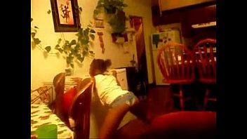 ebony dancing