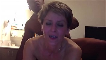real horny mature wife cuckolds her.