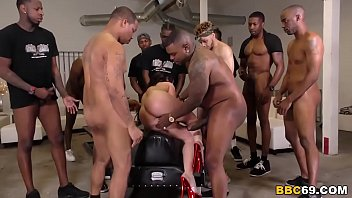 bbc anal gangbang and dp with.