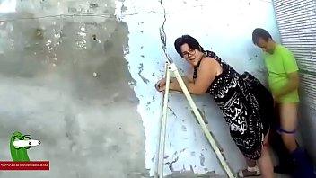 sara fucks herself to the shade.
