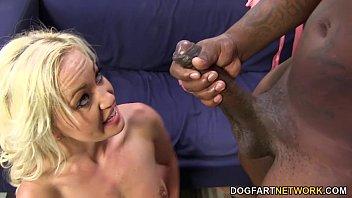 whitney grace takes black cock in.